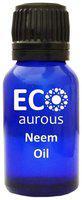 Eco Aurous Neem Oil 100% Pure & Natural Essential Oil 100ml