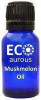 Eco Aurous Musk Melon Oil (cucumis melo) 100% Pure & Natural Essential Oil 30ml