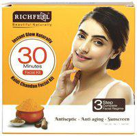 Richfeel Haldi Chandan Facial Kit 18gm