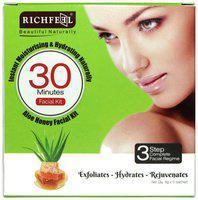 Richfeel Aloe Honey Facial Kit 18gm