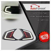 Toyota Innova Type 3 LED DRL Daytime Running Fog Light Cover