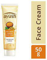 Lever Ayush Face Cream - Anti Marks Turmeric 50 g