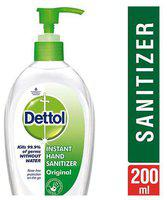 Dettol Hand Sanitizer - Germ Protection Original 200 ml