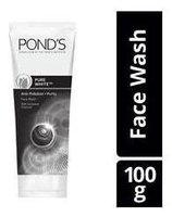 Pond's Face Wash - Pure White Anti Pollution With Activated Charcoal 100 g