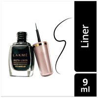 Lakme Insta Eyeliner Black 9 ml