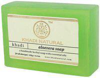 Khadi Natural Aloevera Soap 125 g