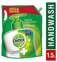 Dettol Liquid Handwash - Germ Protection Original 1.5 L