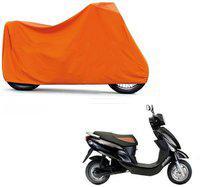 ABP Premium Orange-Matty Bike Body Cover For Hero Electric Photon