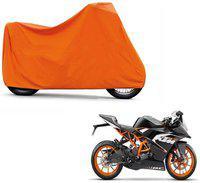 ABP Premium Orange-Matty Bike Body Cover For KTM RC 200