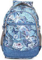 TRUNKIT 30 L Backpack & School bag - Blue