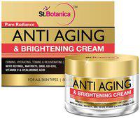 StBotanica Pure Radiance Anti Aging & Brightening Cream - 50g