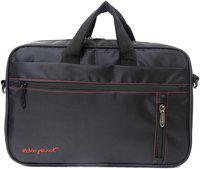 Kelvin Planck Black Polyester Laptop messenger bag & Messenger bag
