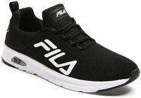 Fila Men's Andrew Low PU Black/Charcoal Grey Sneakers/India (44EU) (11006903)