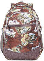 TRUNKIT 30 L School bag & Backpack - Brown