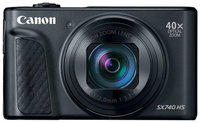Canon PowerShot SX740 HS 20.3 MP Point and Shoot Camera (Black)