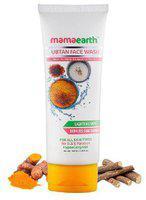 Mamaearth Ubtan Face Wash With Turmeric & Saffron 100 ml