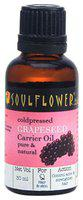 Soulflower Coldpressed Grapeseed Carrier Oil 30 ml