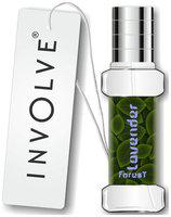 Involve RAINFOREST Lavender Spray Car Air Freshner | Car Perfume( 30 ml)