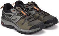 Salomon L40242200 X Ultra 3 Synthetic Hiking Shoes, Adult (Grey)