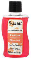 Fuschia Orchard Red Apple Soap Free Face Wash 50 ml