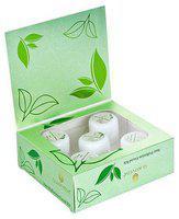 Glamveda Green Tea Facial Kit 110 g