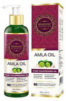 Morpheme Remedies Amla Hair Oil - Pure Coldpressed & Undiluted Oil 200 ml