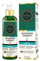 Morpheme Remedies Advanced Therapy Hair Oil - Anti-Hair Fall Hair Loss & Hair Repair 200 ml