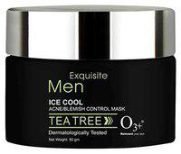 O3 plus Men Ice Cool Acne/Blemish Control Mask 50 ml