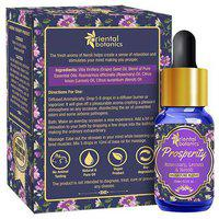 Oriental Botanics Prosperity Aromatherapy Diffuser Oil - Rosemary, Lemon & Neroli 15 ml
