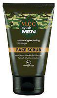 Vlcc Ayush Men Scrub 50 gm