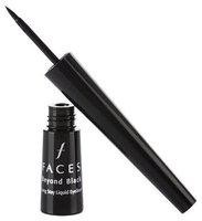 Faces Beyond Black Long Stay Liquid Eye Liner Black 2.5 ml