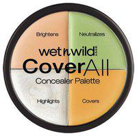 Wet N Wild Coverall Concealer Palette - Color Commentary 6.5 g