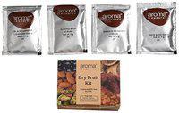 Aroma Treasures Dry Fruit Single Time Use Facial Kit 22 g
