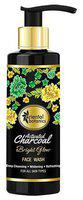 Oriental Botanics Activated Charcoal Bright Glow Face Wash 200 Ml
