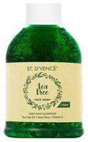 St. D'Vence Face Wash - Essential Tea Tree Oil & Neem 150 Ml