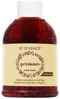 ST. D'VENCE Face Wash - Egyptian Geranium Oil & Witch Hazel 150 ml
