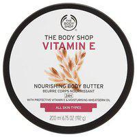 The Body Shop Body Butter - Vitamin E 200 ml