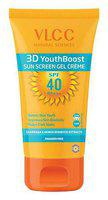 Vlcc 3D Youthboost Spf 40 Sunscreen Gel Creme 100 g