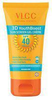 Vlcc 3D Youthboost Spf 40 Sunscreen Gel Creme 50 g