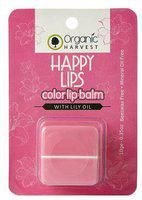 Organic Harvest Lily Color Lip Balm 10 gm