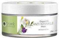 Organic Harvest Anti Wrinkle Mask 50 gm