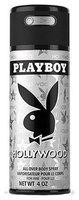 Playboy Hollywood Deodorant Spray 150 ml