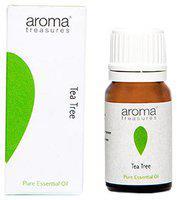 Aroma Treasures Tea Tree Essential Oil - 100% Pure & Natural 10 ml