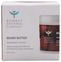 Bombay Shaving Company Beard Butter - Wood Scented Smoothens & Settles 100 g