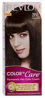 Revlon Color N Care Permanent Hair Color Cream - Darkest Brown 3N 100 ml