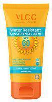 Vlcc Water Resistant Spf 60 Sun Screen Gel Creme 100 g
