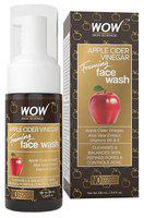 Wow Skin Science Apple Cider Vinegar Foaming Face Wash 100 ml