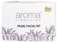 Aroma Treasures Pearl Facial Kit - Single Time Use 30 gm