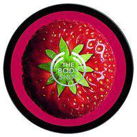 The Body Shop Body Butter - Strawberry Softening 200 ml