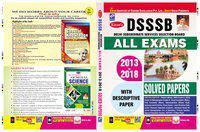 KIRANS DSSSB ALL EXAMS 2013-2018 SOLVED PAPER- ENGLISH-